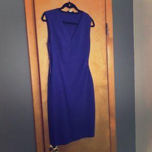 Size 4 Purple DVF Dress